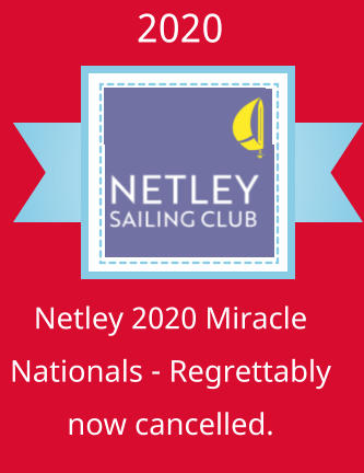 Ribbon Panel Netley 2020 Miracle Nationals - Regrettably now cancelled. 2020