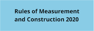 Rules of Measurement and Construction 2020